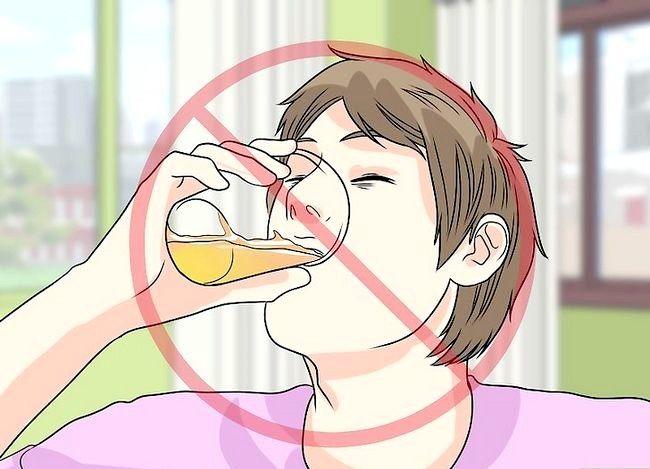 Imagine cu titlul Stați subțire și încă bea alcool Pasul 1