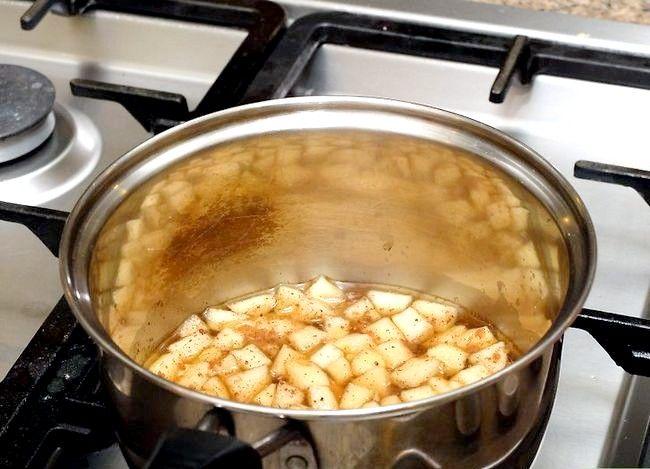 Imagine cu denumirea Cook Apples Step 23
