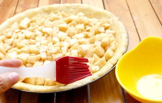 Imaginea intitulată Coaceți o plăcintă de mere de la zero Scenar 14