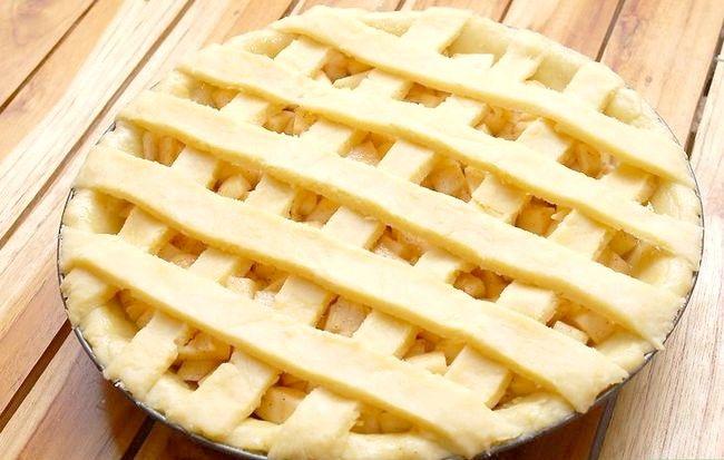 Imaginea intitulată Coaceți o plăcintă de mere de la zero Scenar 15