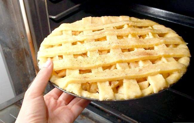 Imaginea intitulată Coaceți o plăcintă de mere de la zero Scenariul 17