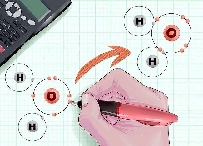 Imaginea intitulată Calculează ordinul obligațiunilor în chimie Pasul 2