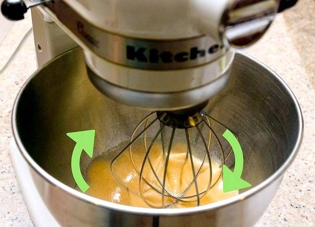Imaginea intitulă Make Cake Butter Step 14