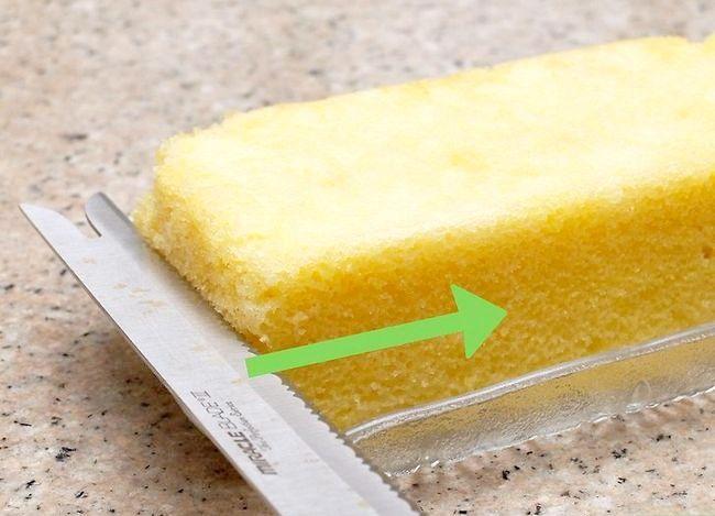 Imaginea intitulă Make Cake Butter Pasul 15