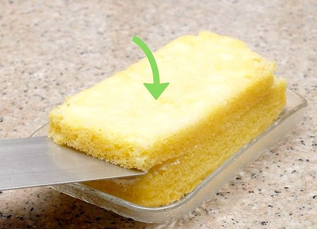 Imaginea intitulă Make Cake Butter Step 18