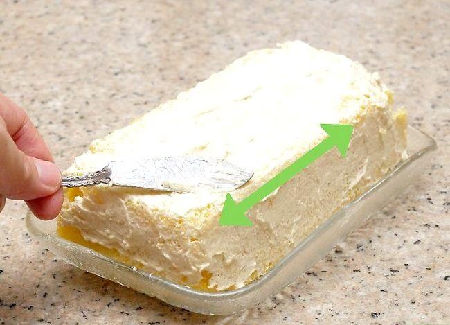 Imaginea intitulă Make Cake Butter Step 19