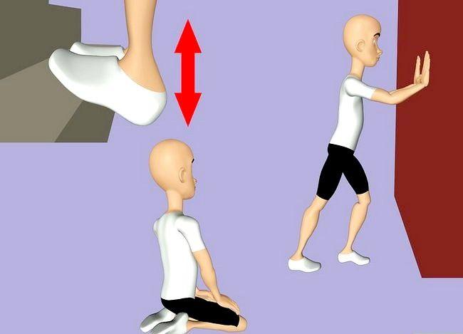 Imagine cu titlul Treat Shin Splints Pasul 5