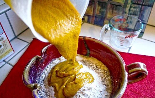 Imaginea intitulă Faceți un tort dintr-un amestec fără ulei și ouă Pasul 20