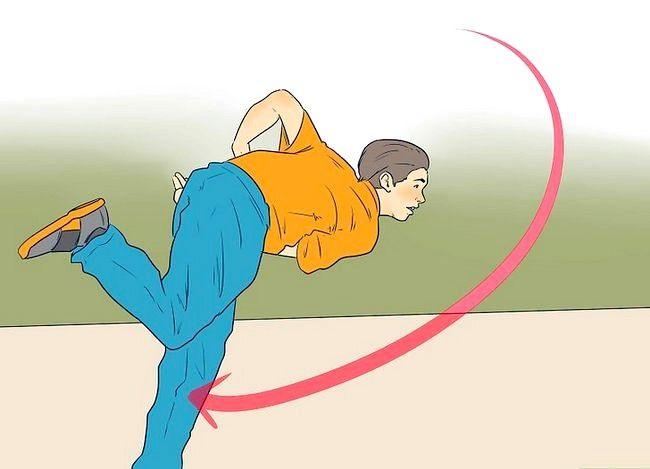 Imagine cu titlul Fii un bun bun bowler rapid Pasul 8