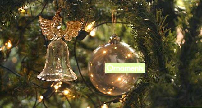 Imagine cu titlul Decorați un Pom de Crăciun Pasul 7