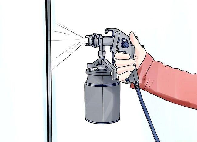Image cu titlul Vopsirea unui frigider Pasul 6