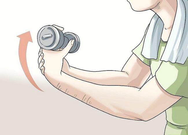 Imagine cu titlul Tratarea tendonitei antebratului Pasul 10