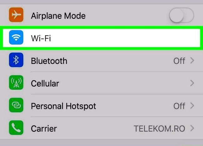 Imaginea intitulată Creați un Hotspot personal pe un iPhone Pasul 6