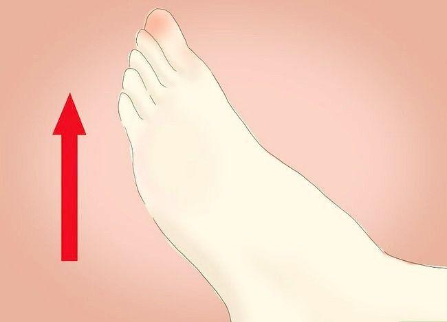 Imagine cu titlul Tratarea unei dureri în picioare Pasul 5