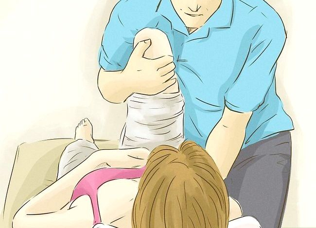 Imaginea cu titlul Repararea rănilor nervoase Pasul 3
