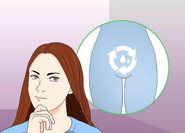 Imaginea intitulată Douche pentru igiena feminină Pasul 1