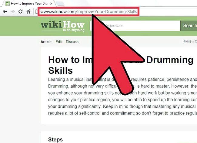 Imaginea intitulată Salvați o pagină Web ca PDF în Google Chrome Pasul 1