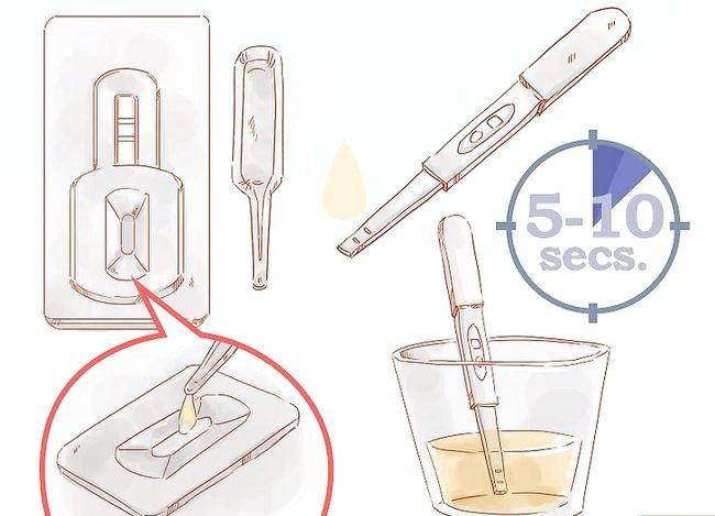 Imaginea intitulată Utilizați un test de sarcină la domiciliu Pasul 6
