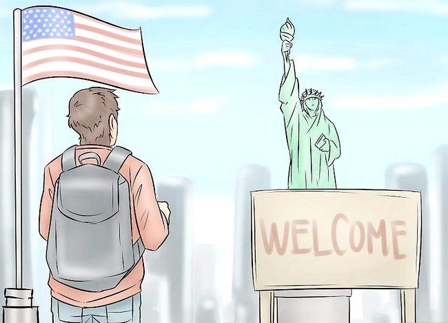 Imagine cu titlul Imigrare în Statele Unite ale Americii Permanent Pasul 7