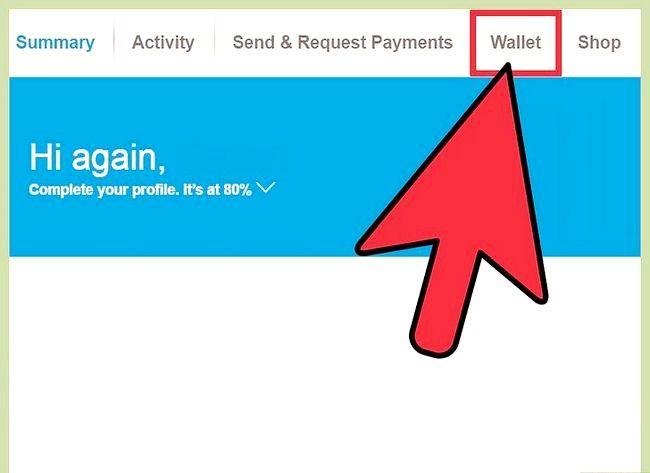 Depuneți bani în PayPal