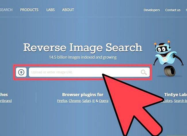 Imaginea intitulată Căutați și găsiți despre cineva care utilizează ușor imaginea Pasul 8