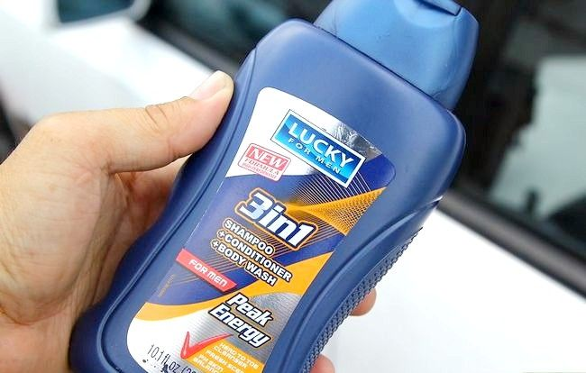 Imaginea intitulată Curățați mașina cu ingrediente acasă Pasul 4