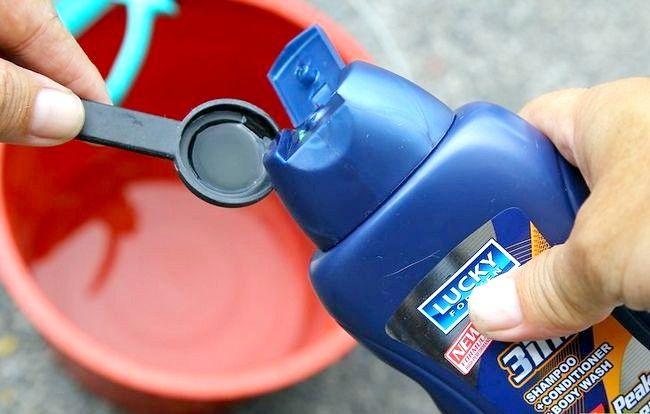 Imaginea intitulată Curățați mașina cu ingrediente acasă Pasul 5