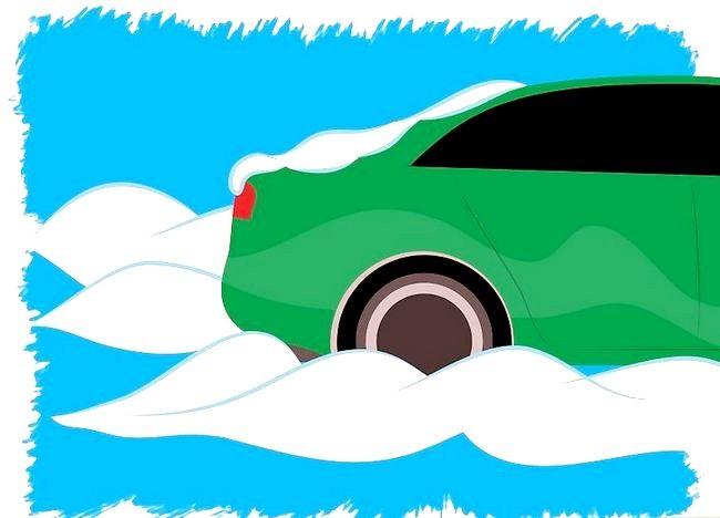 Imaginea intitulată Ia-ți mașina din pasul de zăpadă 1