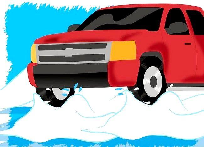Imaginea intitulată Scoateți mașina din pasul de zăpadă 12
