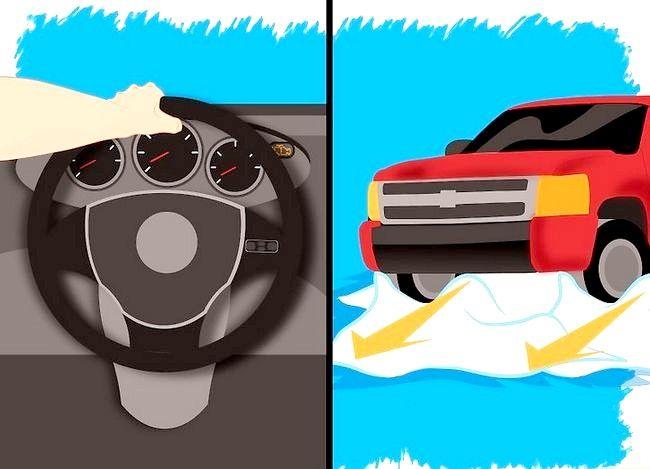 Imaginea intitulată Scoateți mașina din zăpadă Pasul 8
