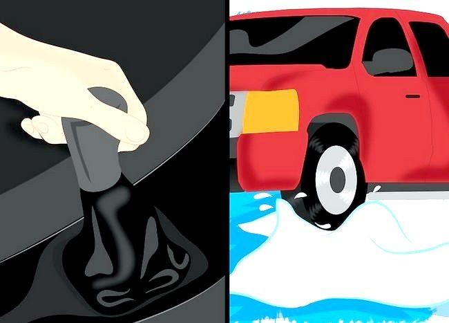 Imaginea intitulată Ia-ți mașina din pasul de zăpadă 9