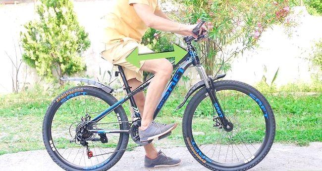 Imaginea intitulată Ajustați scaunul pentru biciclete Pasul 10