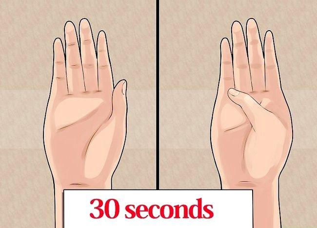 Imaginea intitulată Exercitarea degetelor Pasul 13