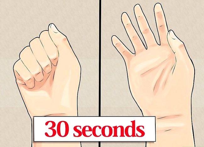 Imaginea intitulată Exercitarea degetelor Pasul 5