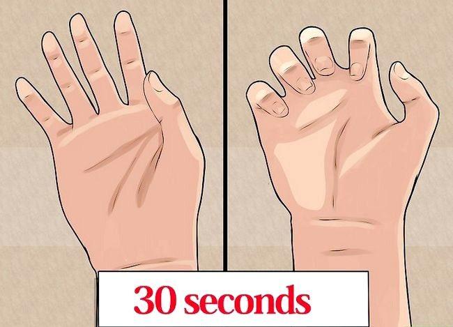 Imaginea intitulată Exercitarea degetelor Pasul 8