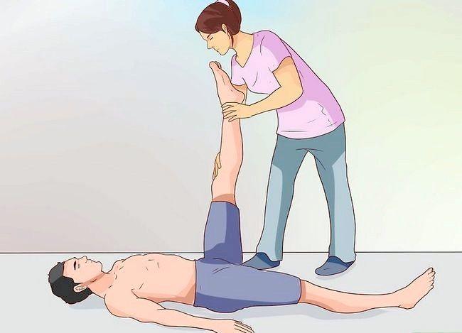 Imagine cu titlul Tratarea unui scut de genunchi 11
