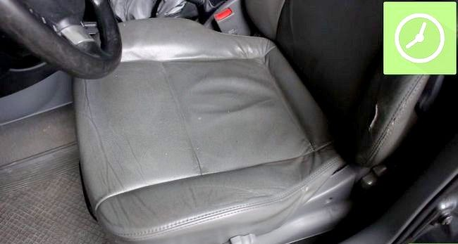 Imaginea intitulată Curățarea scaunelor din piele din piele Pasul 10