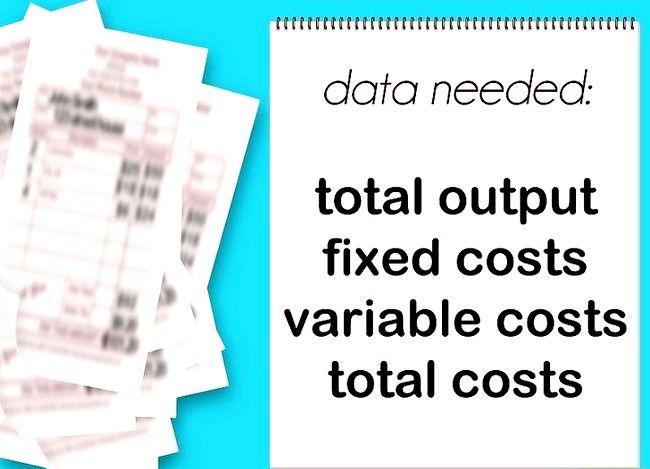 Calculați costurile marginale