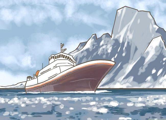 Călătorind în Antarctica
