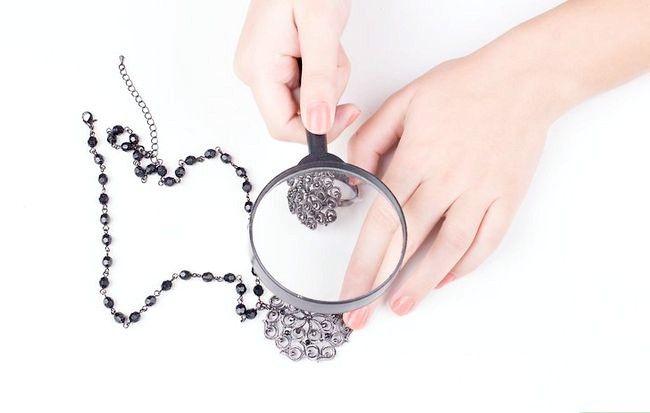 Imagine cu titlul Curățenie de bijuterii fals Pasul 2