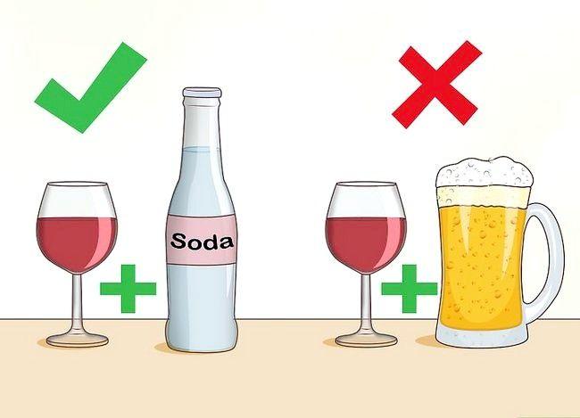 Imaginea intitulată Evitați să beți beat