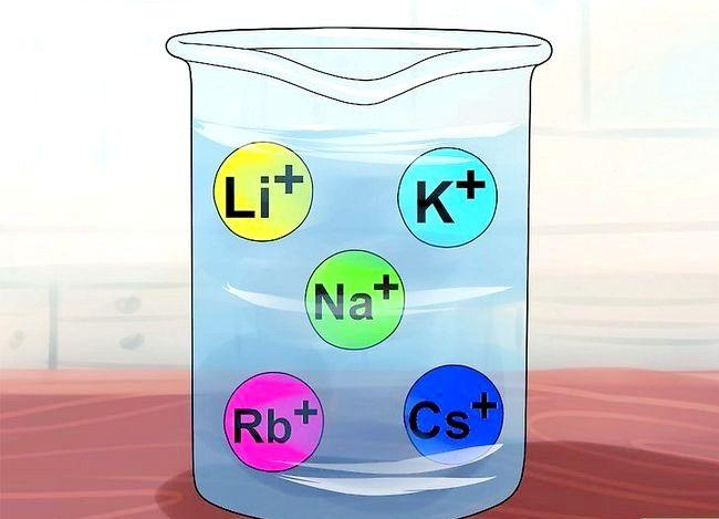 Imaginea cu titlul Determinarea solubilității Pasul 4