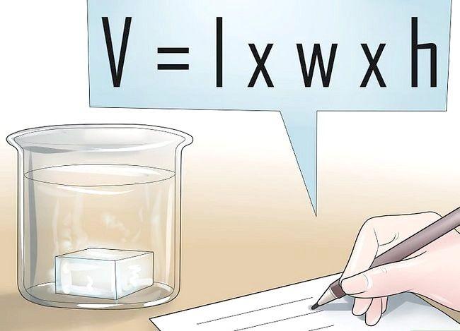 Imaginea intitulată Calculați flotabilitatea Pasul 1