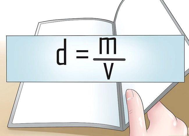 Imaginea intitulată Calculați flotabilitatea Pasul 2