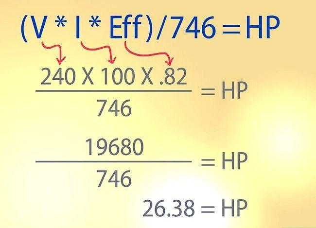 Imaginea intitulată Calculate puterea de cai Pasul 6