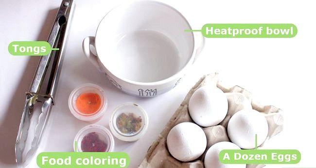 Decorarea ouălor de Paște