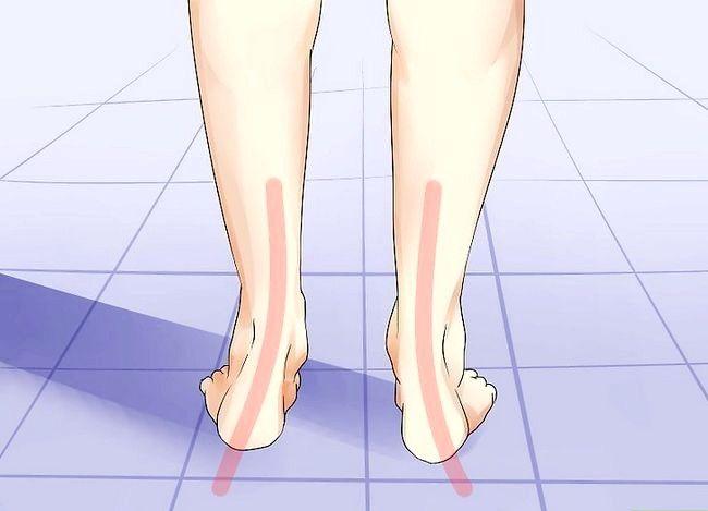 Imaginea intitulată Fix Flat Feet Pasul 3