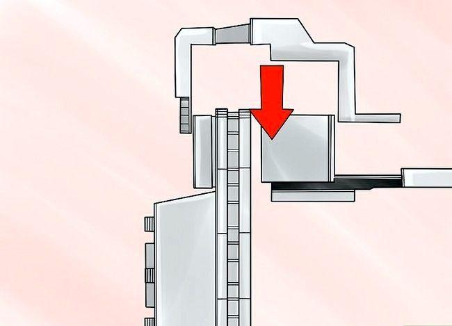 Imaginea intitulată Înlocuirea rotoarelor de frână Pasul 19