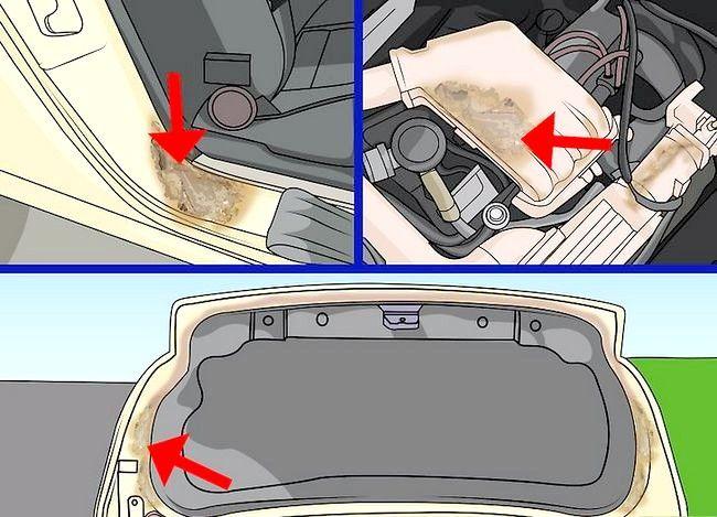 Imaginea intitulată Prevenirea ruginii pe mașina dvs. Pasul 2