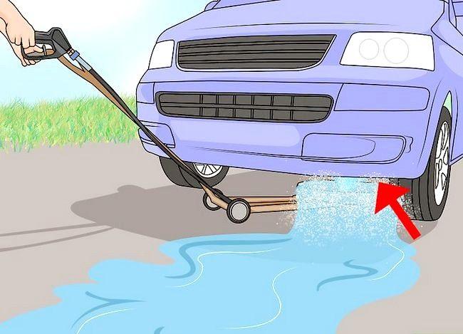 Imaginea intitulată Prevenirea ruginii în mașină Pasul 6